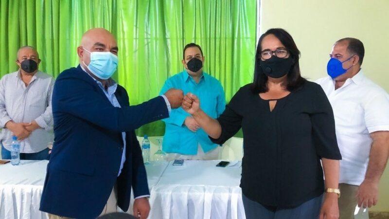 Juramentan el Dr. Rùben Dario Trinidad como nuevo Director del Plan Social de la presidencia en Hato Mayor