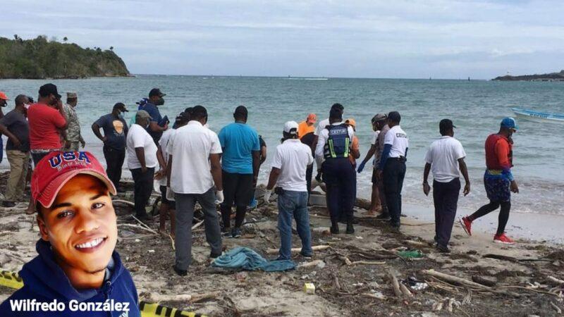 Identifican cadáver encontrado flotando en playa Teco Puerto Plata