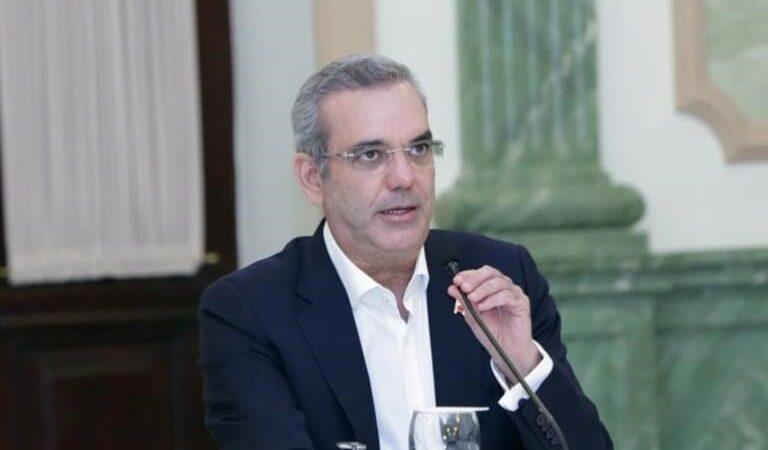 El presidente Luis Abinader hablará al país este Lunes