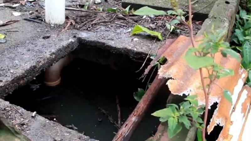 Muere niña de cuatro años tras caer en cisterna en Castañuelas