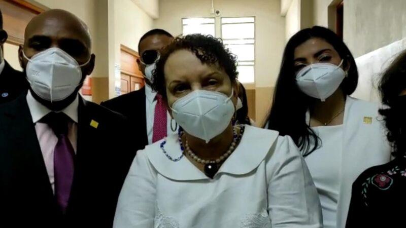 Miriam German posesiona nueva procuradora de la corte en San Pedro de Macorís