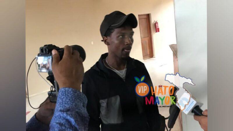 Se entrega segundo implicado de la muerte del guachimán de la estación de gas Los Antillano en Hato Mayor