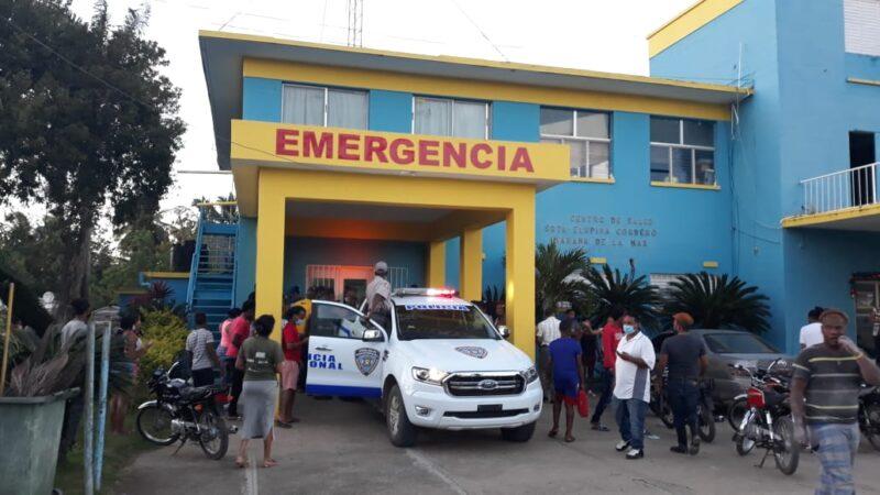 Atracadores hieren de bala un joven y lo despojaron de 13 mil pesos en Sabana de la Mar