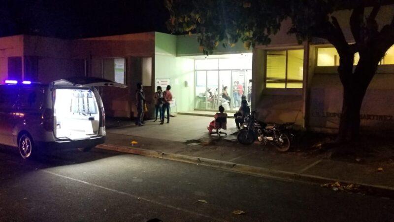 Accidente de tránsito deja dos mujeres heridas en Hato Mayor del Rey; una de estas embarazada