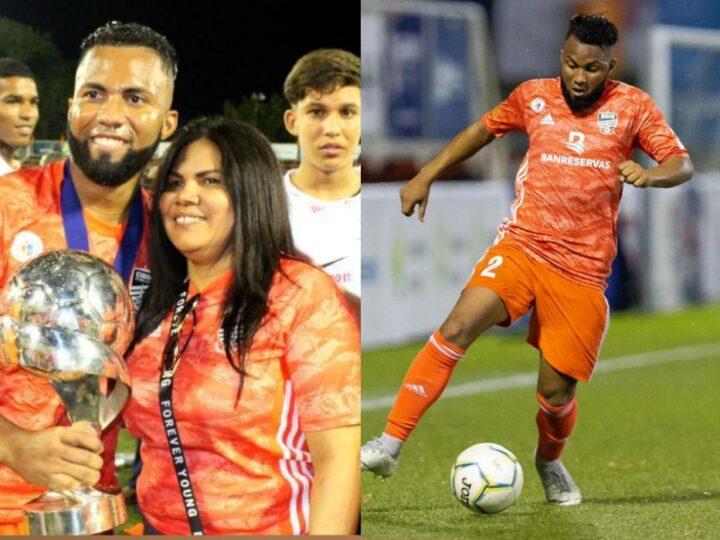 Jeffrey Holguín joven hatomayorense que el Futbol le cambió la vida; muchos no creían en su talento
