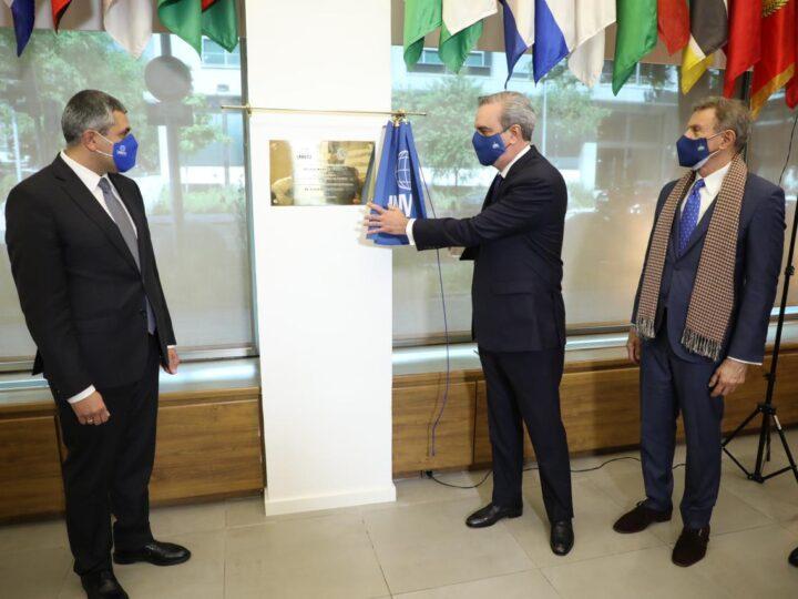 Presidente Abinader resalta acciones para recuperar turismo dominicano