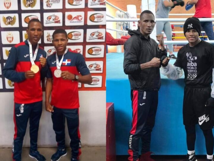 Jóvenes boxeadores de Hato Mayor, representarán a República Dominicana en Juegos Olímpicos Tokio 2021