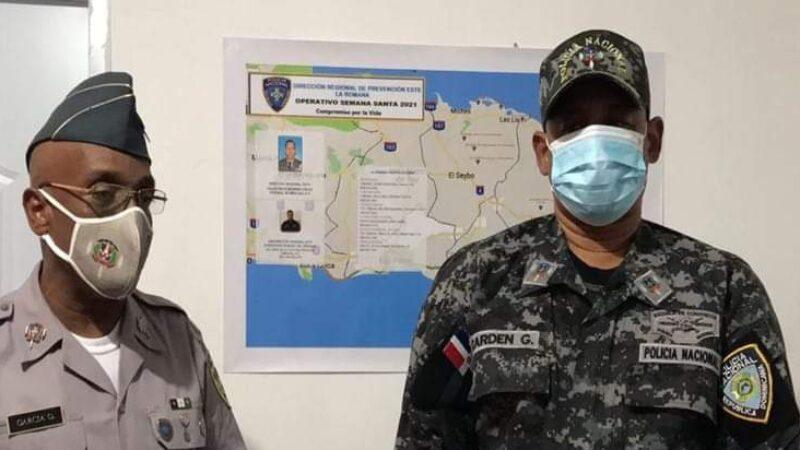 Designan nuevo subdirector en la Dirección Regional Este Policía Nacional, La Romana