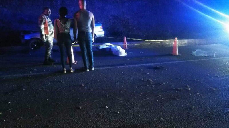 Trágico accidente de tránsito deja una persona muerta y varias heridas en el tramo carretero La Romana-Higüey