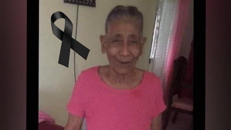 Muere anciana que fue atacada junto a menor violada y asesinada