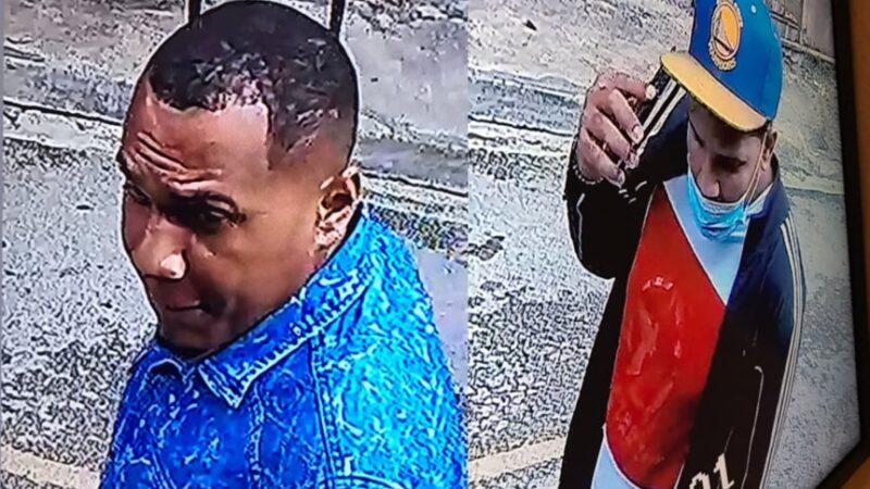 Presuntos autores de herir comerciantes en San Pedro de Macorís, la Policía Nacional anda tras la pista de ellos.