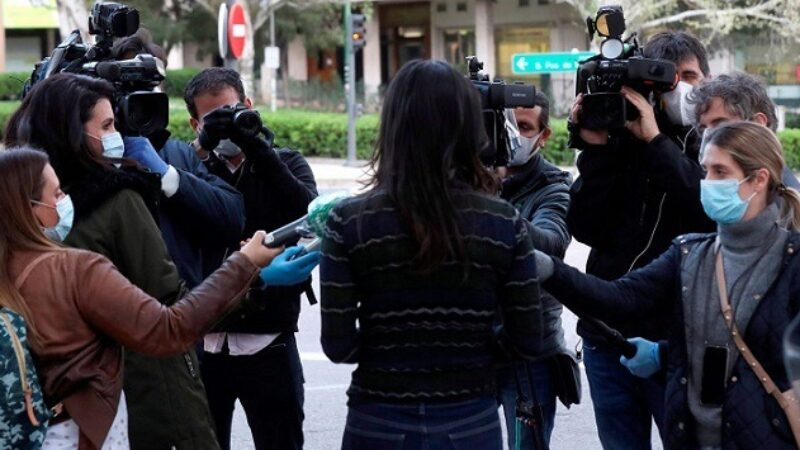 Al menos 1,500 periodistas han muerto por covid-19 en 77 países; Latinoamérica registra más de la mitad de las víctimas