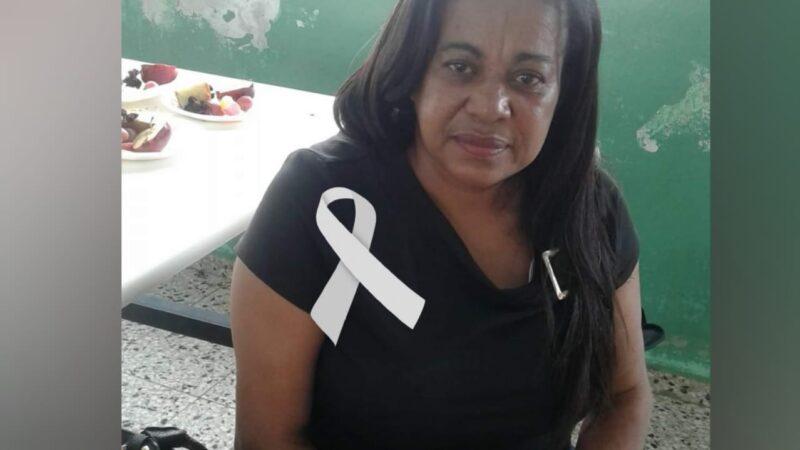 Fallece reconocida profesora aquejada de cáncer en Hato Mayor