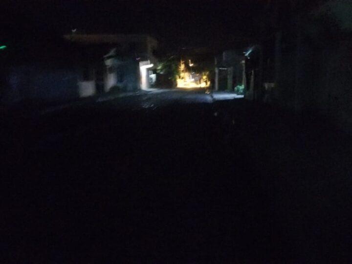 La oscuridad arropa las diferentes calles principales y barrios de Hato Mayor del Rey