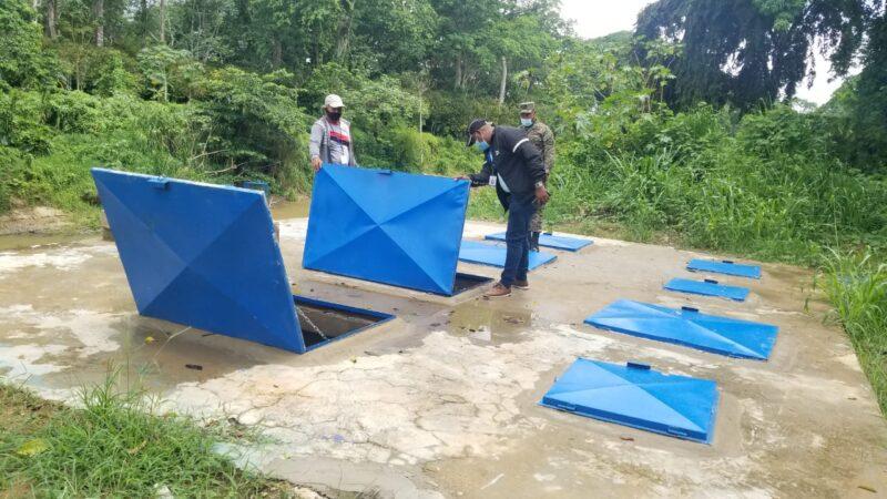 INAPA remoza acueducto de Sabana de la Mar y suministra agua a más de 5 mil hogares