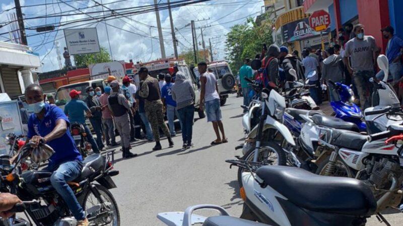 Accidente de tránsito deja dos personas heridas en Hato Mayor del Rey