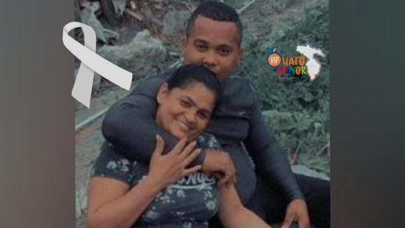Oficial asesinado junto a su esposo en Las Minas de Miches, era seguridad de Iván Ruiz conductor del Show del Mediodía