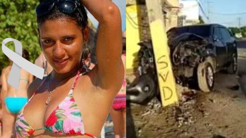 Joven muere arrollada mientras esperaba guagua de transporte en La Romana