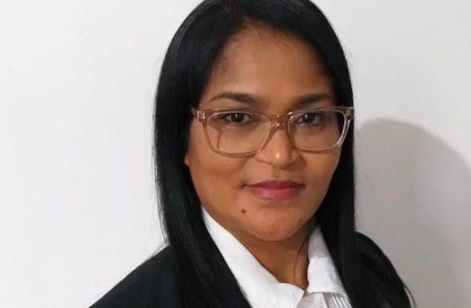 La fiscal de San Pedro de Macorís, Idalia Jiménez solicitó su traslado a Santiago