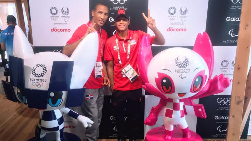 Boxeadores de Hato Mayor van por Oro en Juegos Olímpicas Tokio 2021
