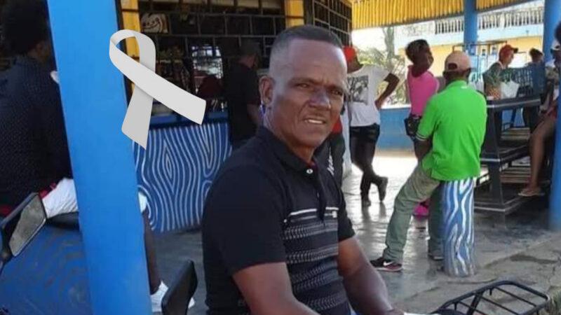 Hombre muere en accidente de tránsito en Sabana de la Mar