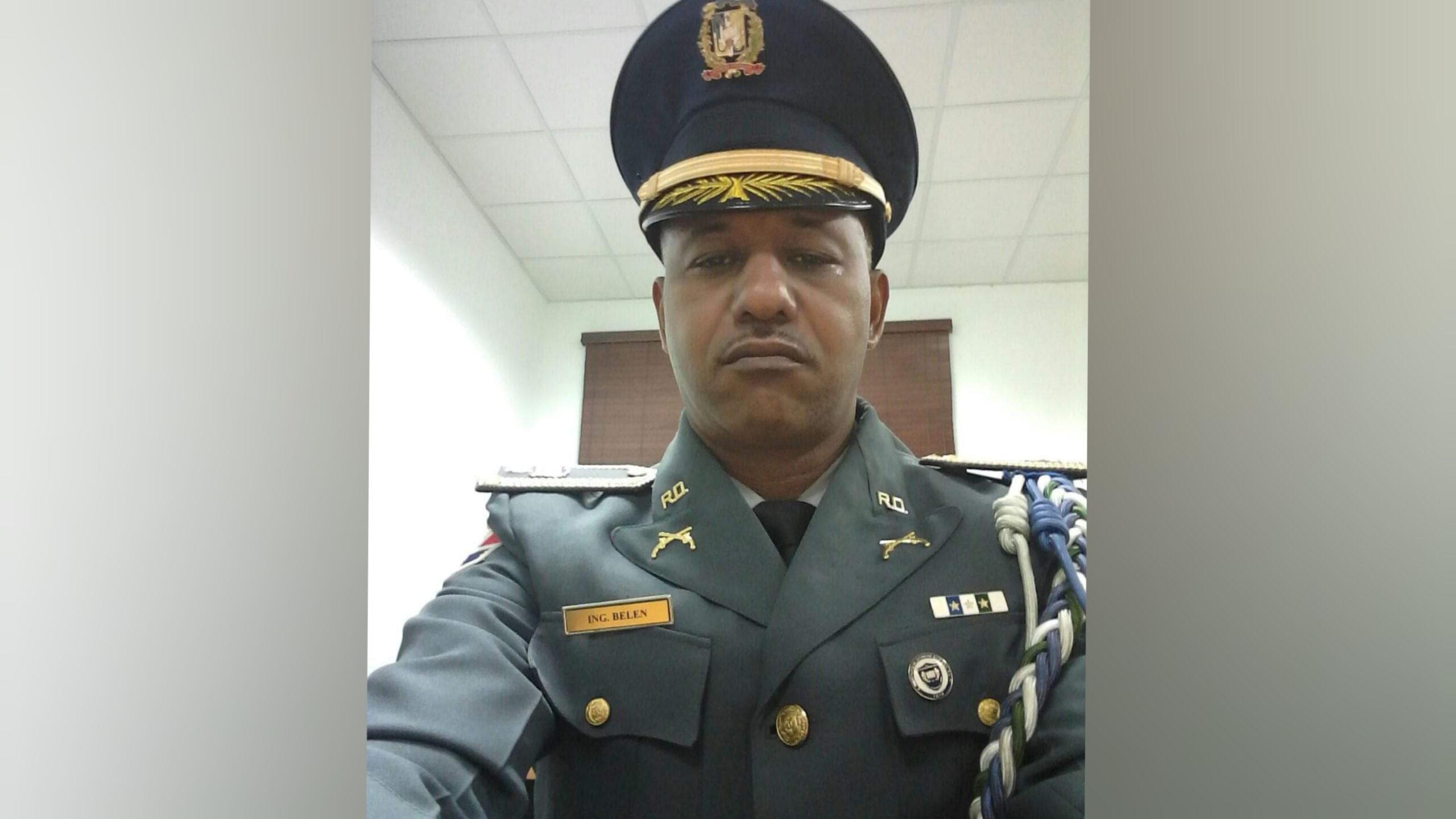 Sustituyen al Mayor Jeany Gómez y designan a teniente coronel Alfredo Belén Herrera en Sabana de la Mar