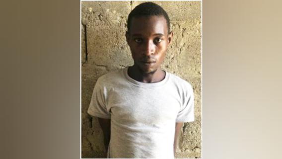 PN apresa padrastro había raptado niña para llevarsela Haití