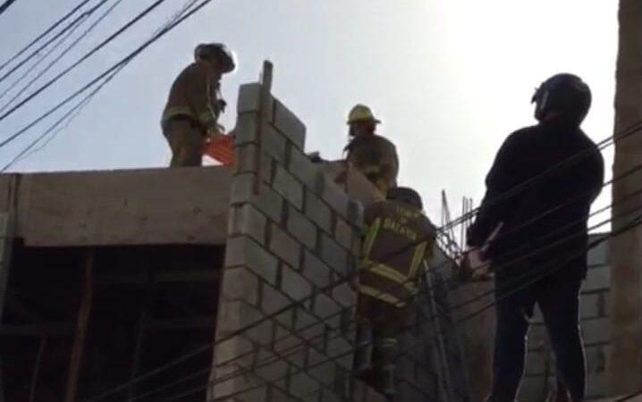 Hombre perdió la vida al hacer contacto con cable de la energía eléctrica en San Pedro de Macorís