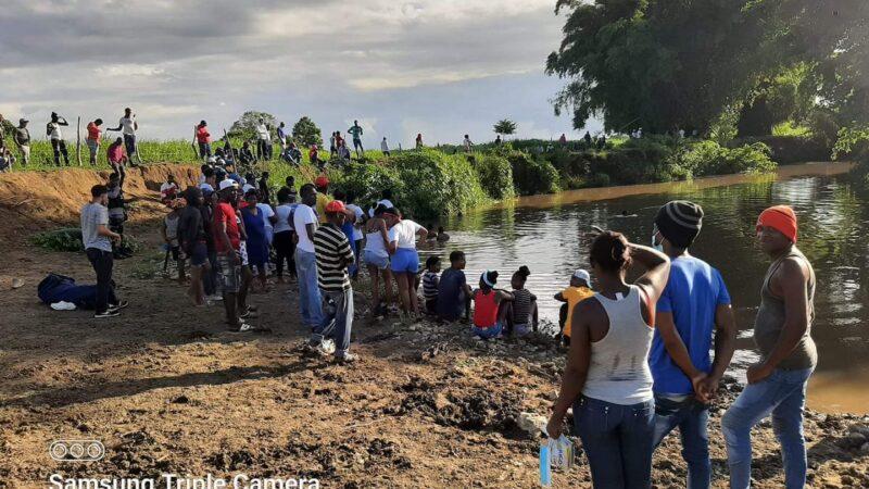 Mueren ahogados dos adolescente en Mata Palacio de Hato Mayor