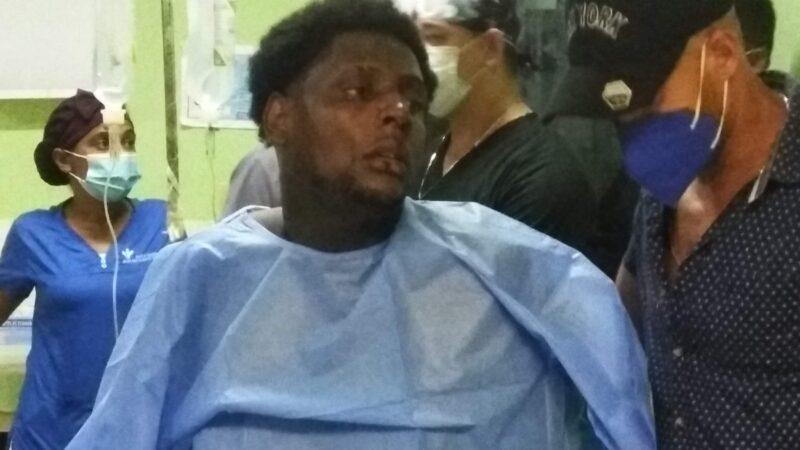 Accidente de tránsito deja un joven herido en Hato Mayor