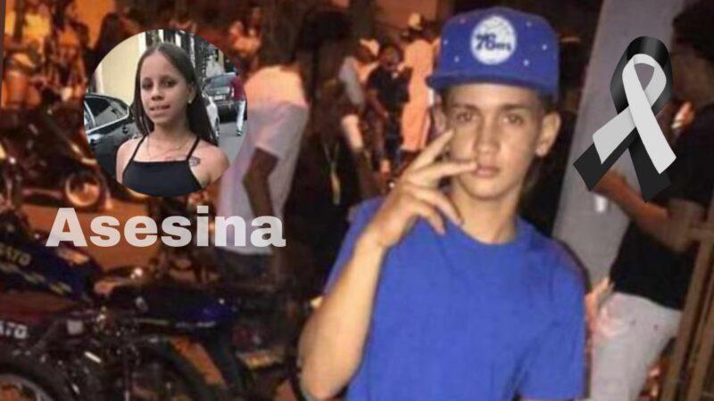 Adolescente de 16 años mata su novio de 18, de una puñalada en Santiago