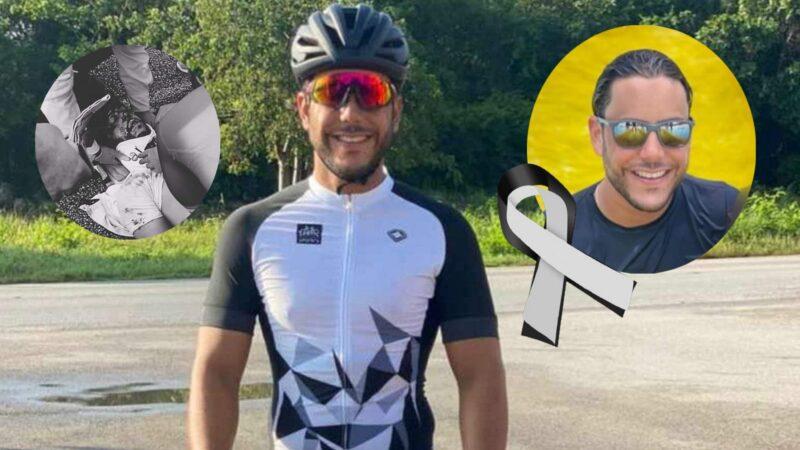 Muere ciclista fue atropellado por carro cuando hacía su rutina en la Autovía del Coral en Punta Cana