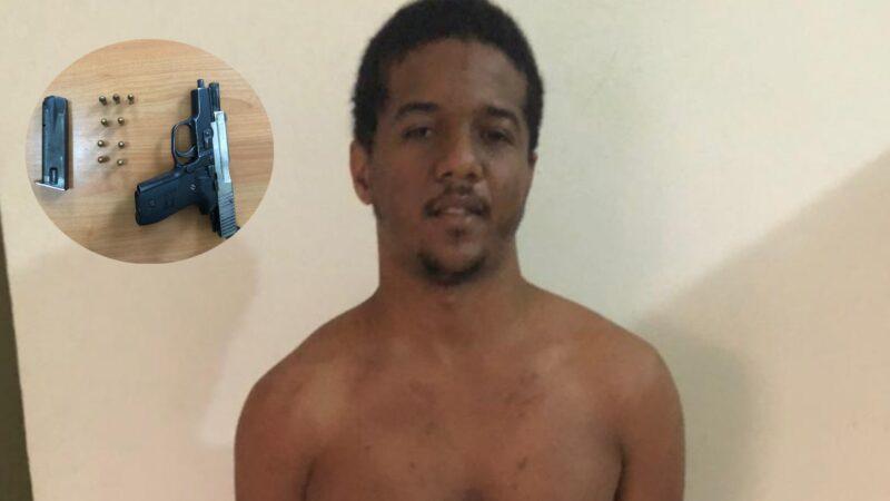 PN y MP apresan hombre en Hato Mayor había matado dos personas en Santo Domingo