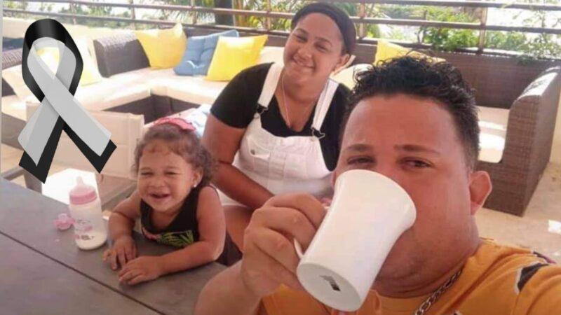 Identifican pareja de esposo murieron calcinados junto a su niña de dos años en Higüey