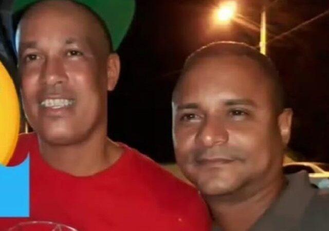 (VIDEO) Dos personas murieron al caer vehículo en puente en la Autopista Duarte en Bonao