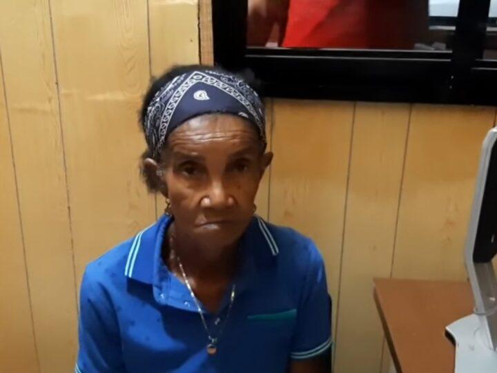 Madre de hombre que mató cuñado de una puñalada en Mata Palacio, le pide que se entregue a las autoridades policiales de Hato Mayor