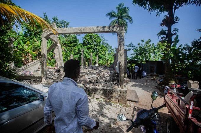 Operaciones de búsqueda finaliza en Haití; terremoto deja más 2,200 muertos