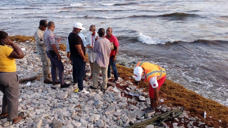 Joven cristiano se suicida lanzándose al mar presuntamente porque su madre lo regañó en La Romana