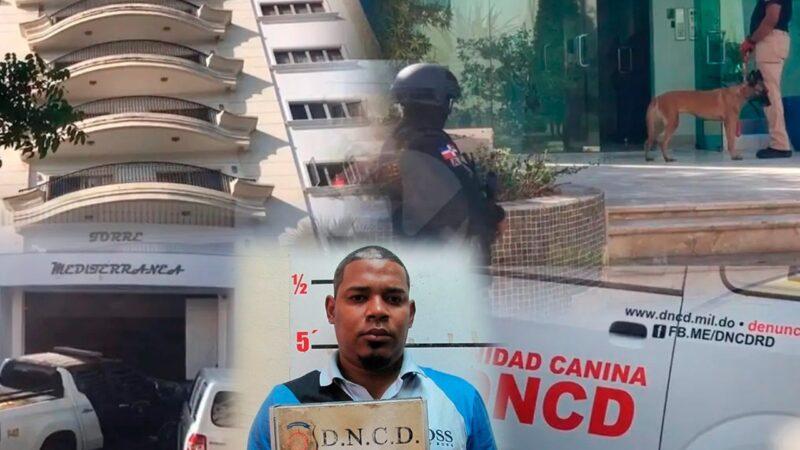 Presidente Abinader firma decreto autoriza extradición de presunto cabecilla de red de narcotráfico Juan José de la Cruz Morales, apresado en Operación Falcón