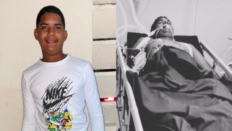(VIDEO) Familiares de un adolescente de 16 años denuncian su pariente falleció, porque nunca apareció el ortopeda del hospital Teófilo Hernández de El Seibo