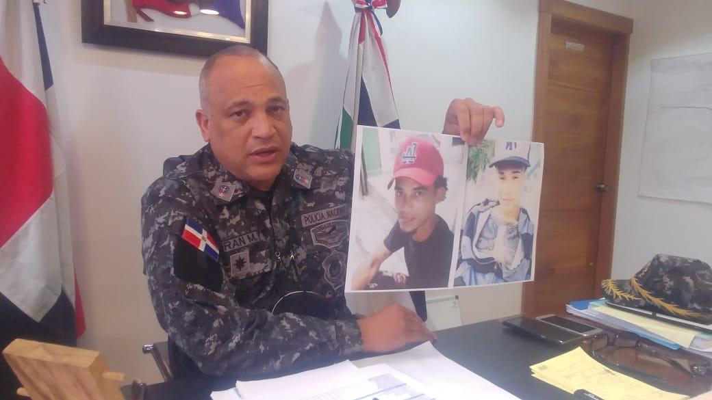 PN identifica dos presuntos atracadores que mantienen en zozobra La Romana