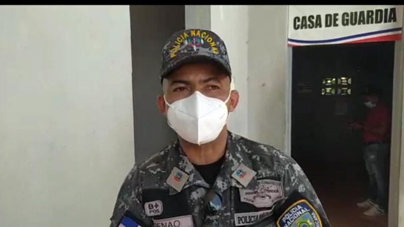 El coronel Genao sustituye al coronel Natera como nuevo comandante de la Policía Nacional de Hato Mayor
