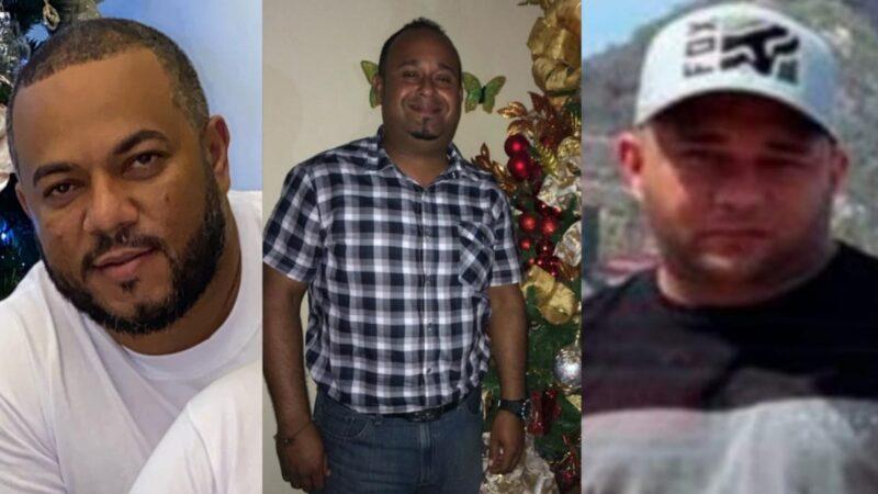 Hallan cuerpos de tres hombres calcinados dentro de vehículo en San Pedro de Macorís