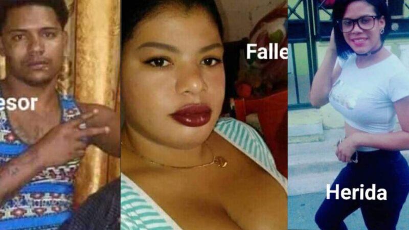 Hombre mata mujer e hiere su prima embarazada en Cambita de San Cristóbal