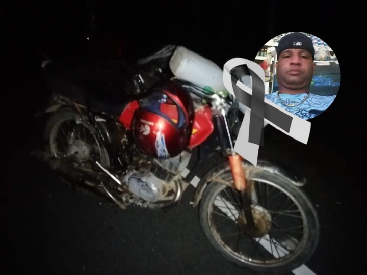Hombre muere al ser impactado por un camión en El Seibo