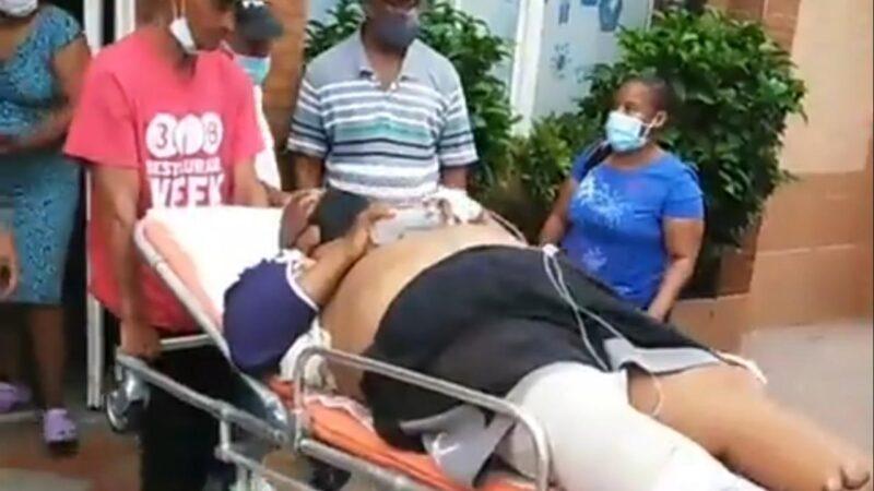 Accidente de tránsito deja una persona herida en Hato Mayor