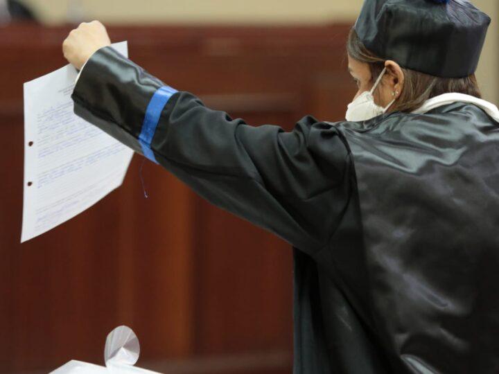 Fiscalía del DN concluye presentación de pruebas contra los que echaron ácido del diablo a Yocairi Amarante