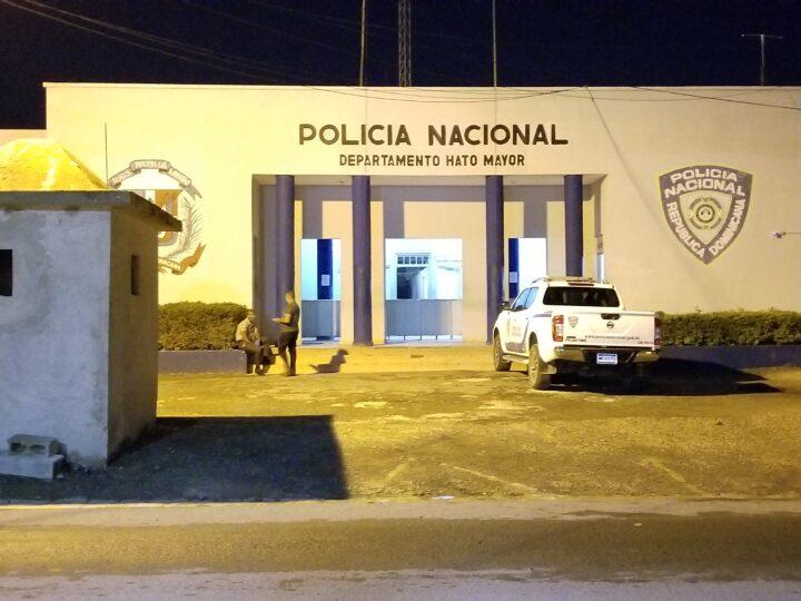 PN arresta uno de presuntos autores de asaltar Western Unión en Hato Mayor