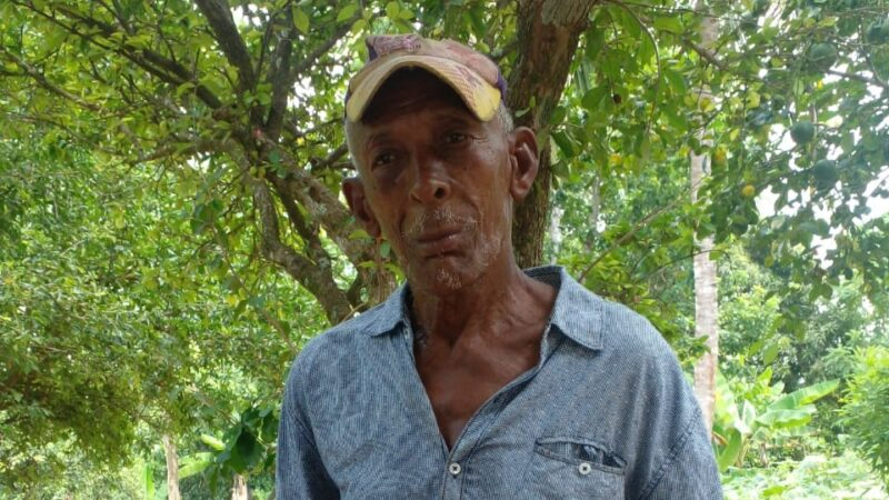 Desconocidos atracan productor agrícola en Mata Palacio de Hato Mayor