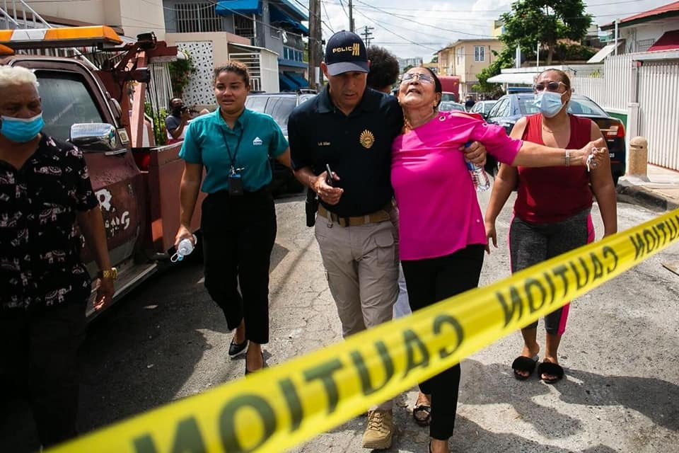 Dominicano mata su expareja y luego se suicida en Puerto Rico